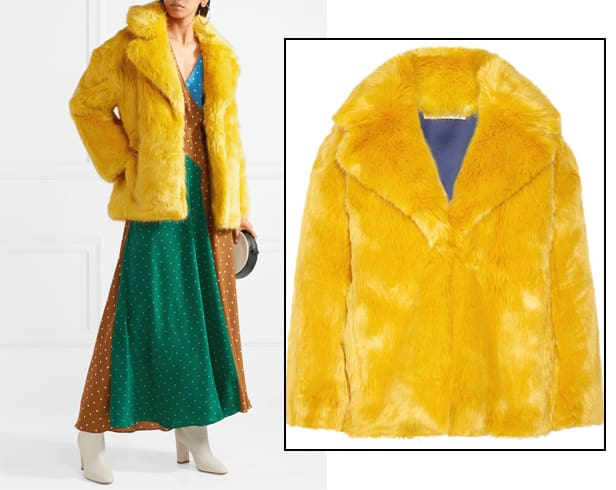 Mustard Yellow Jacket