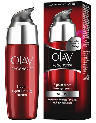 Olay's 3 Step-Beauty Regime, Cleanser, Serum And a Day And a Night Cream