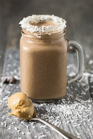 Peanut Butter in your Smoothies