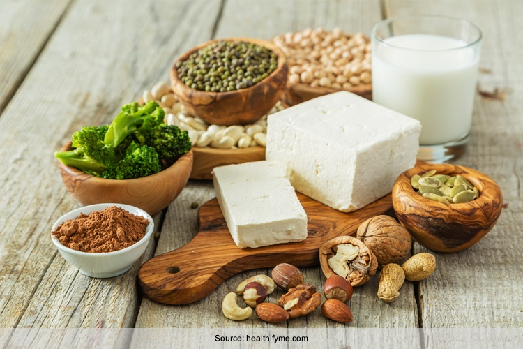 Top 12 Protein-Rich Foods For Vegetarians