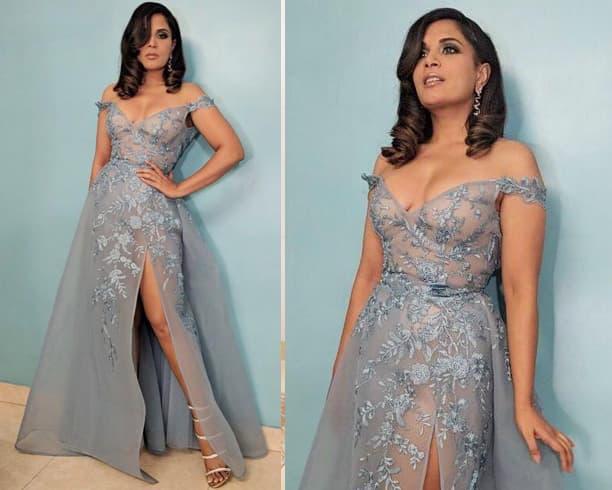 Richa Chadda at HT Most Stylish Awards 2018