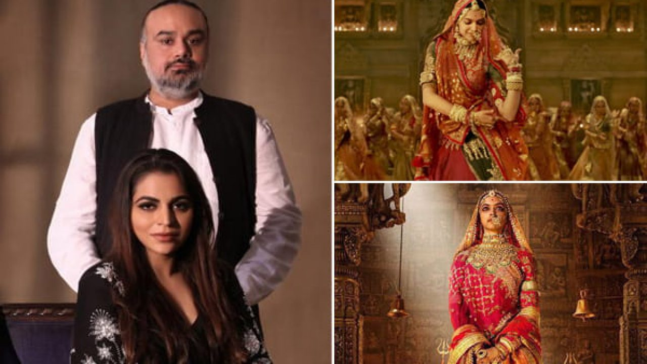 Know Rimple And Harpreet Narula The Costume Designers For Padmaavat
