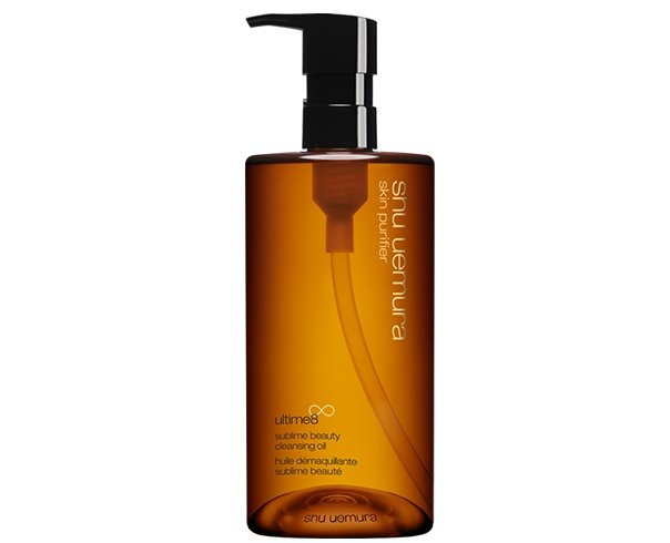 Shu Uemura Oil-Based Makeup Remover or Almond Oil