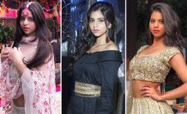 Suhana Khan Fashionable Styles