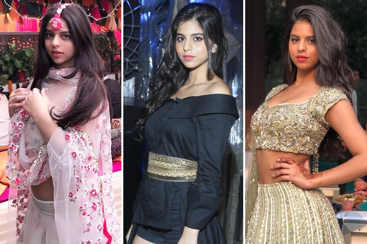 Suhana Khan Fashionable Styles