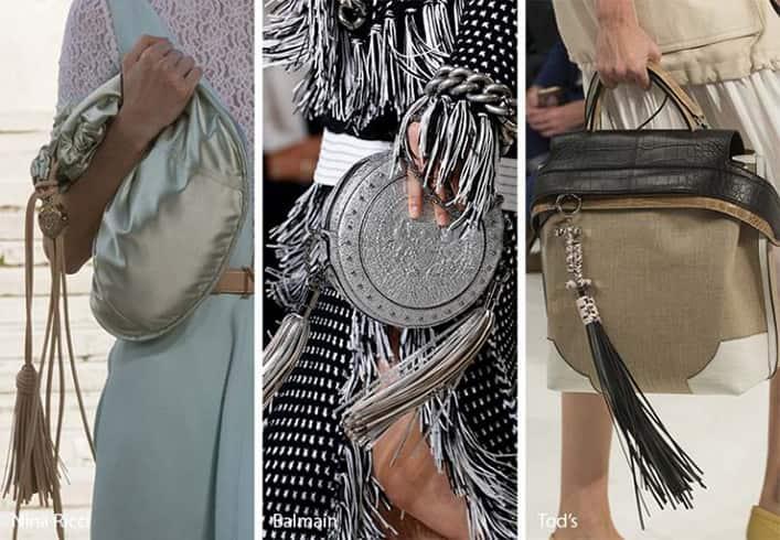 Tassels Bags