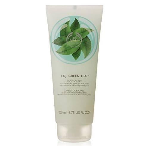 The Body Shop Fuji Green Tea Sorbet