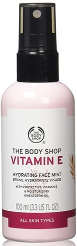 The Body Shop Vitamin E hydrating Body Mist