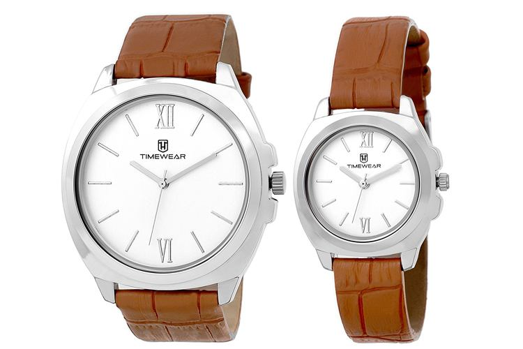 TIMEWEAR Couple Watch