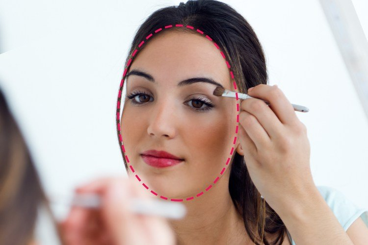 Top Makeup Tips For Oval Face