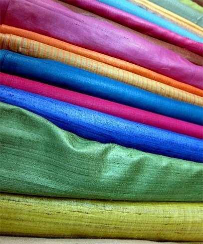 Types Of Silk In India