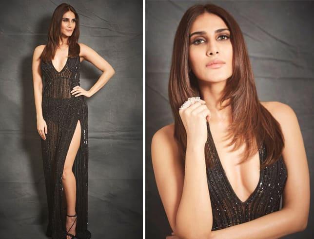 Vaani Kapoor at HT Most Stylish Awards 2018