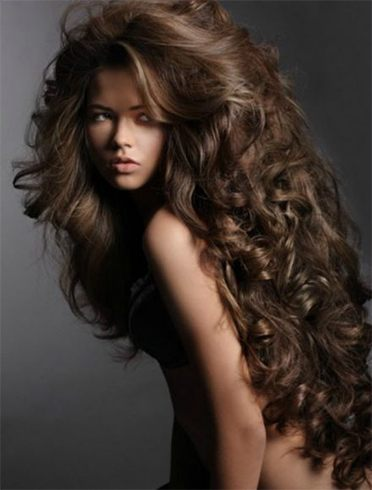 Voluminous Body Perm