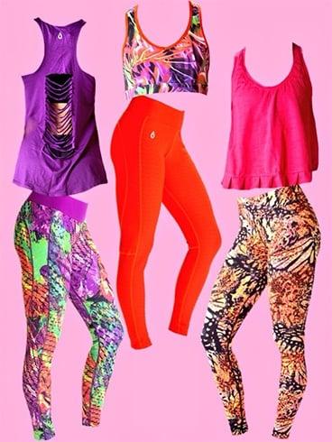 Zumba Outfits