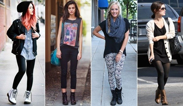 15 Style Tips On How To Wear Combat Boots