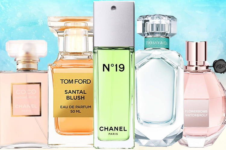 15 Fragrances For Women In Spring 2018