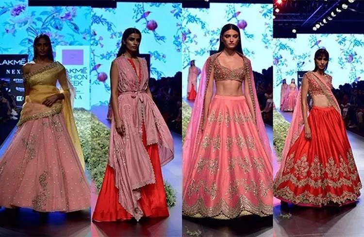 Anushree Reddy Collections