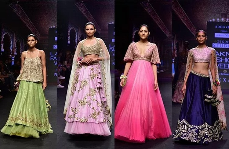 Ashwini Reddy LFW Collection
