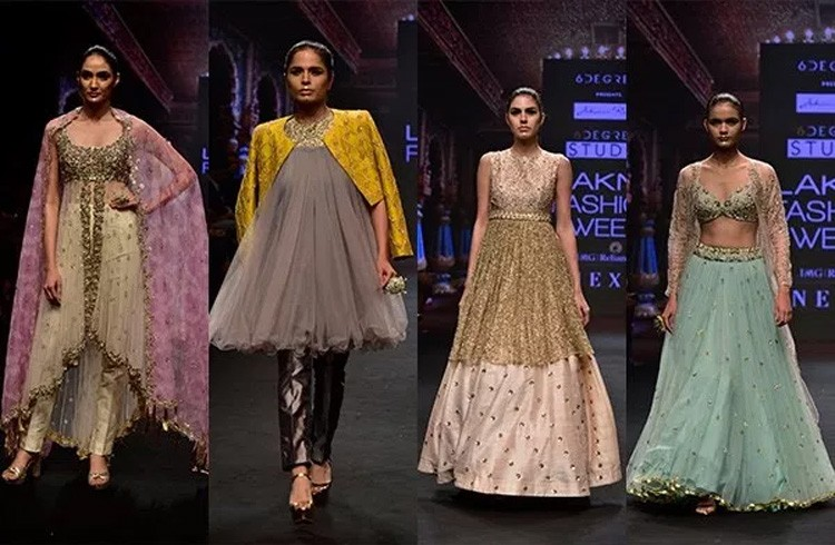 Ashwini Reddy LFW Collections