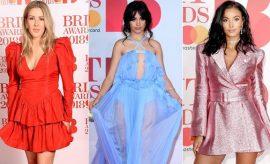 Best Dressed Celebs At Brit Awards