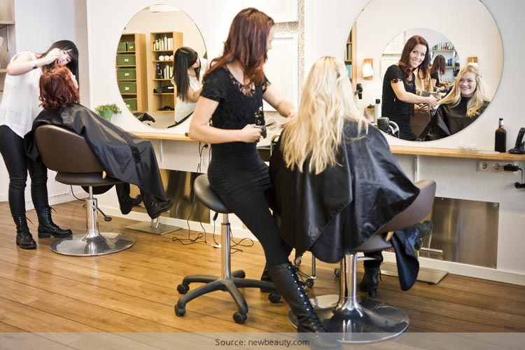 Celebrity Beauty Salons In India