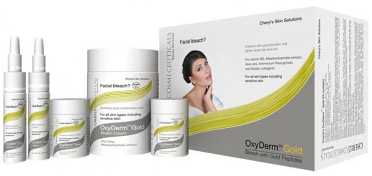 Cheryl's Cosmeceuticals OxyDerm Gold Facial Bleach
