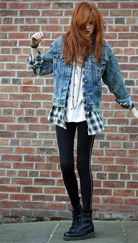 Combat Boots Style for Women