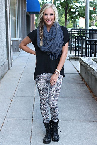 Combat Boots Style for Womens