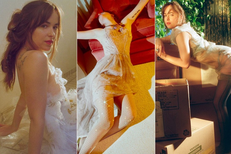 Dakota Johnson Photoshoots