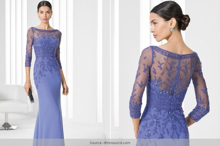 Evening Dresses For Weddings