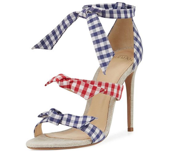 Gingham Night Out Wear
