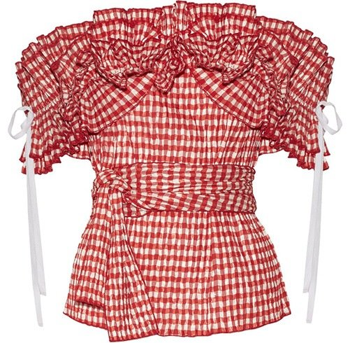 Gingham Clothes For A Party