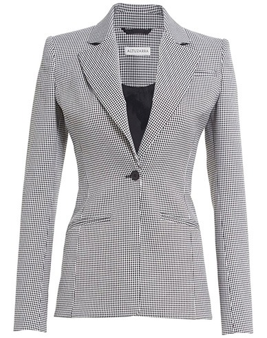 Gingham Clothes for Interview