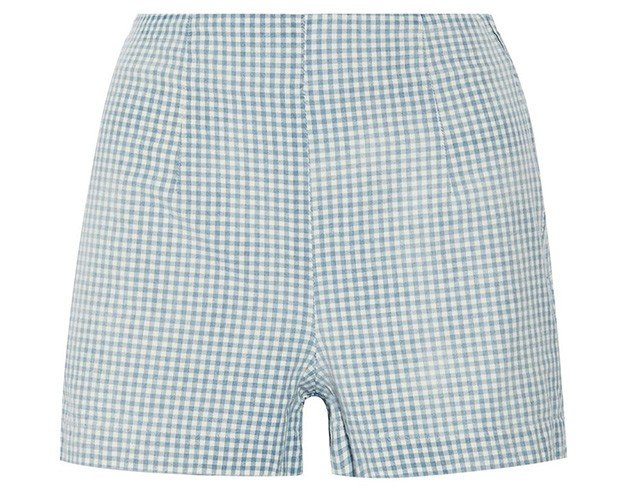 Gingham Clothes For Lounging At Home