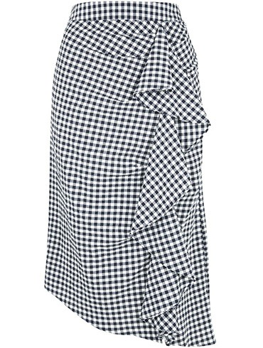 Gingham Clothes From Work To Happy Hours