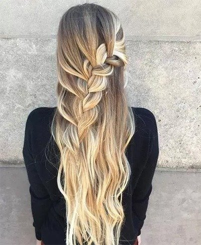 25 Easy Half Up Half Down Hairstyles Collection