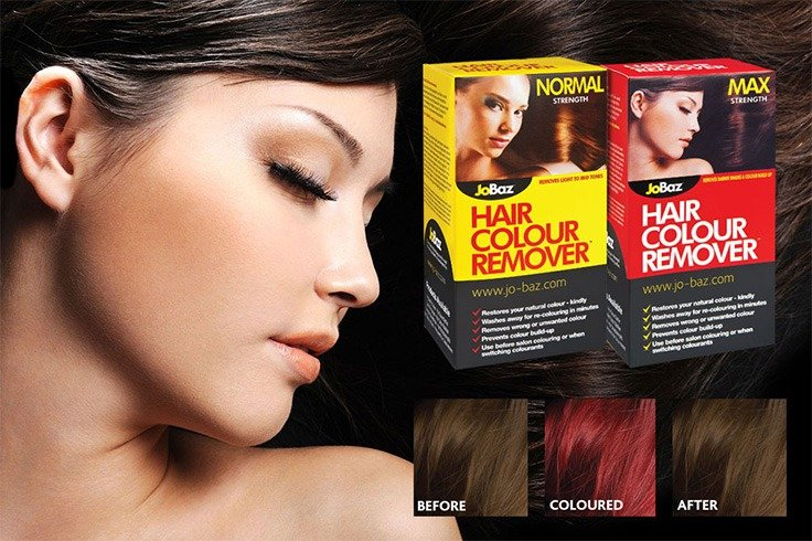 JoBaz Hair Color Remover