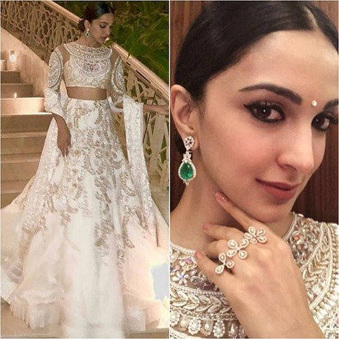 Kiara Advani at Wedding