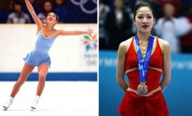 Michelle Kwan Fit And Happy