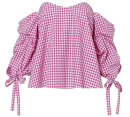 Gingham On A Date Night