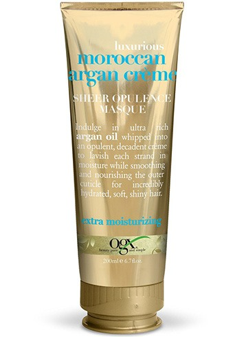 Organix Org Luxury Moroccan Argan Cream Sheer Opulence Masque