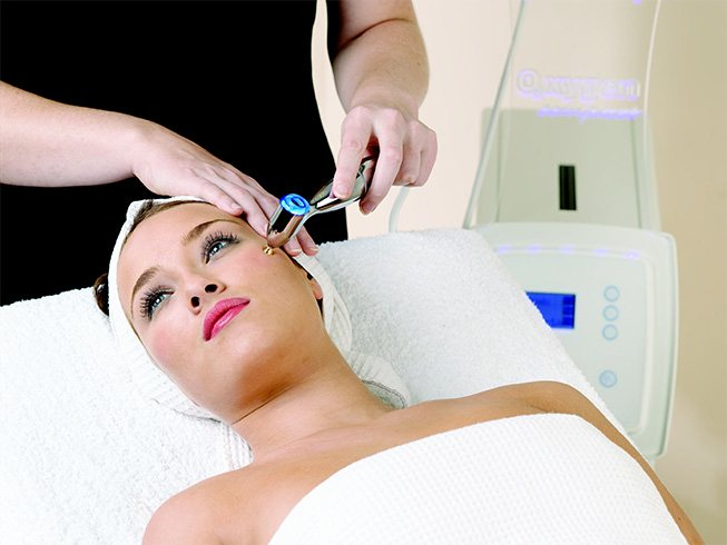 Oxygen Facial Benefits