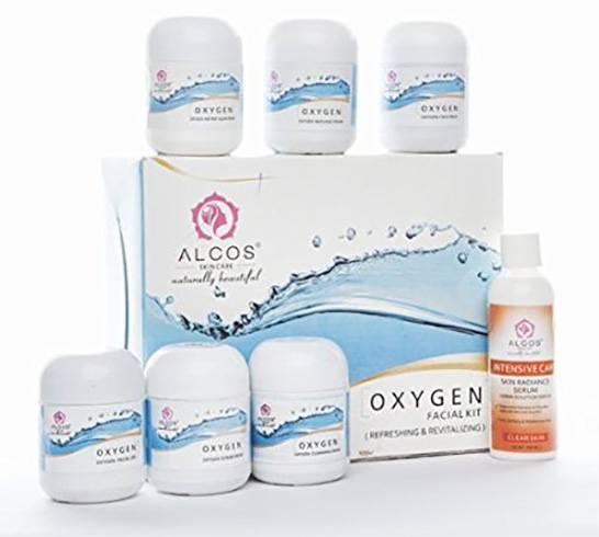 Oxygen Facial Kit 500g