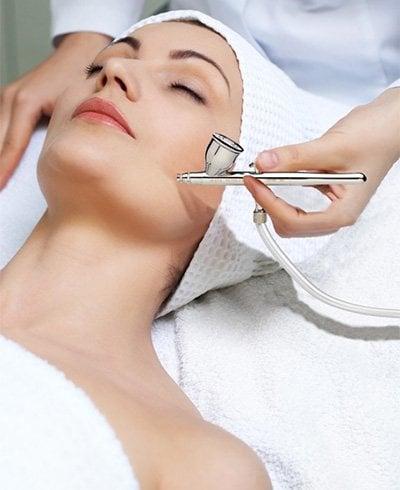 Oxygen Facial Kit