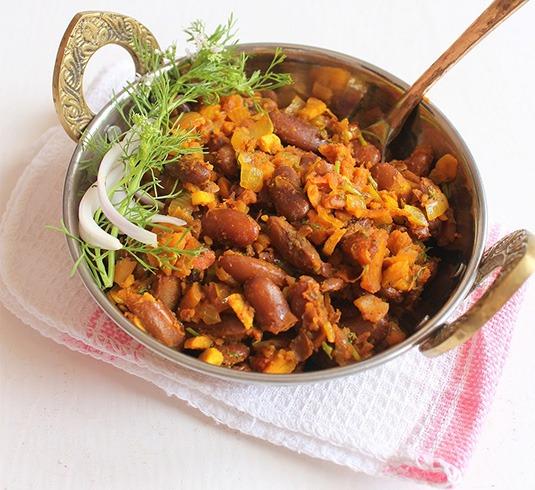 Rajma Bean Benefit