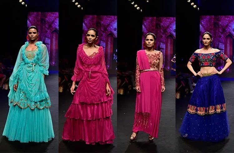 Reshma Kunhi LFW Collections