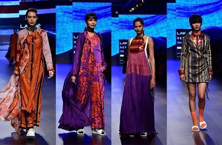 Saksha Kinni LFW Collections