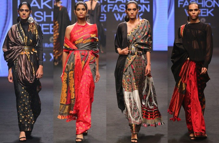 Sanjukta Dutta LFW Collections