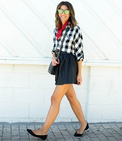 Shirt Gingham Outfit