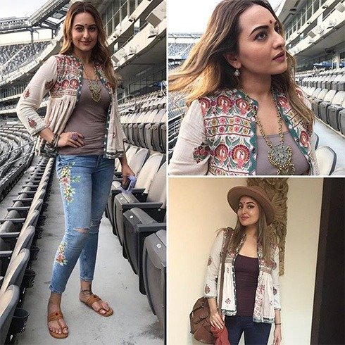Sonakshi Sinha Fashion